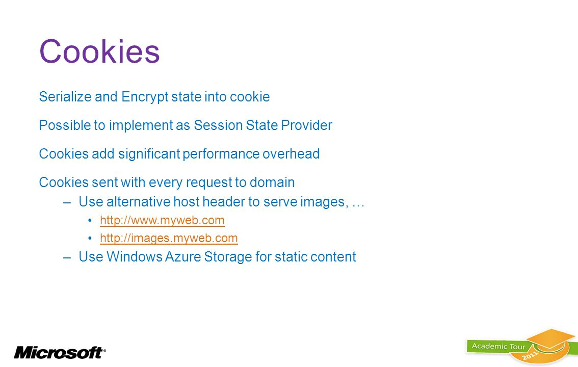 Cookies Serialize and Encrypt state into cookie