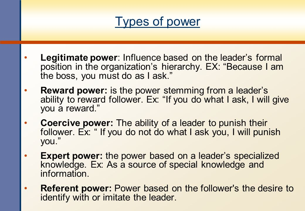 chapter iv  u2013 leading objectives  what is leadership