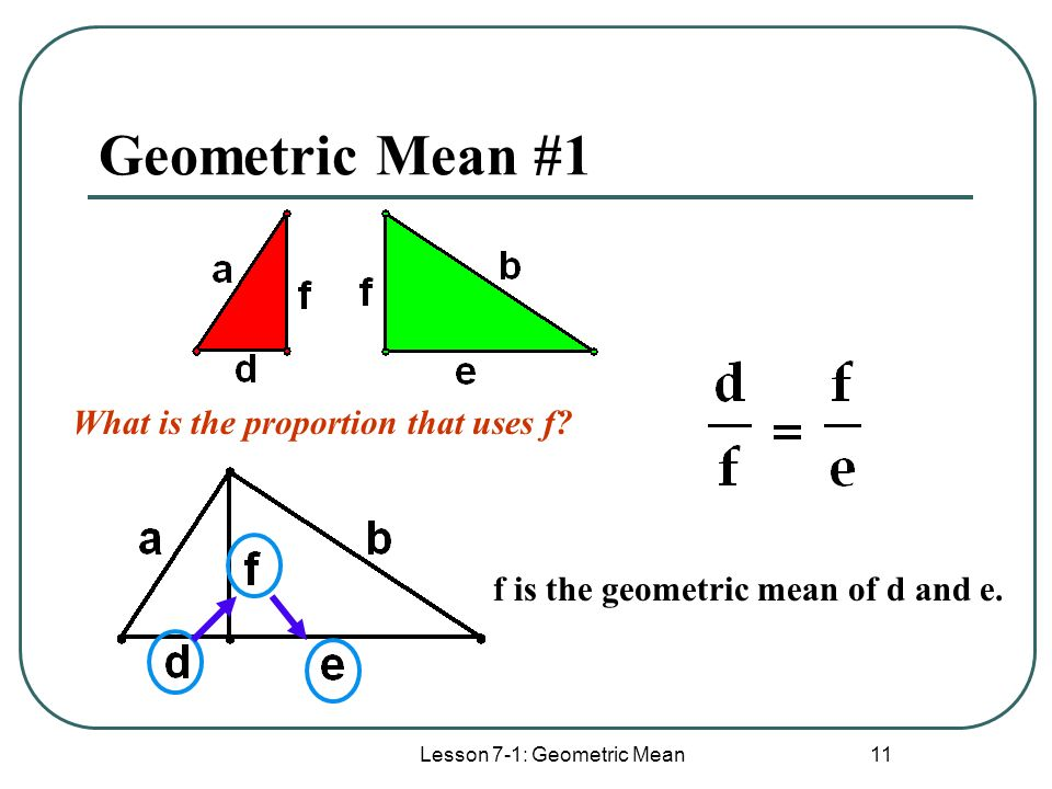 Geometric Mean Worksheet Kuta Worksheets for all | Download and ...