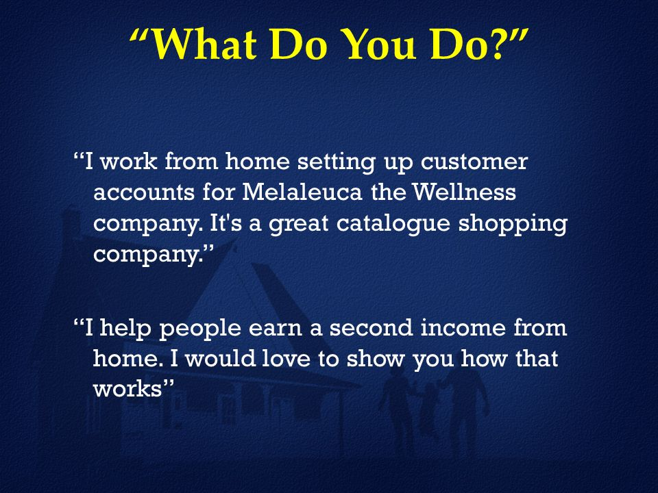 You want to know melaleuca presentation 1 business opportunity introduction? In this post.