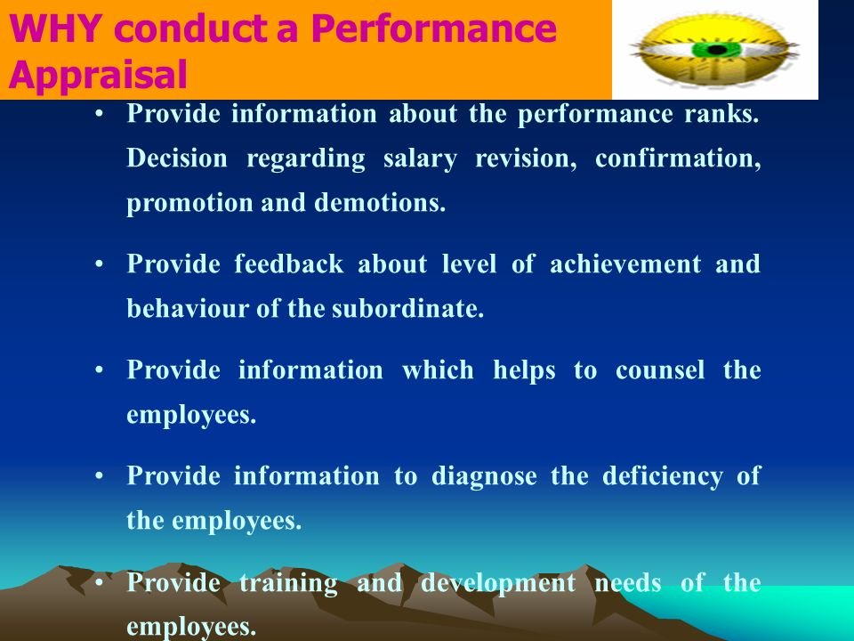 Presentation On Performance Appraisal  Ppt Video Online Download
