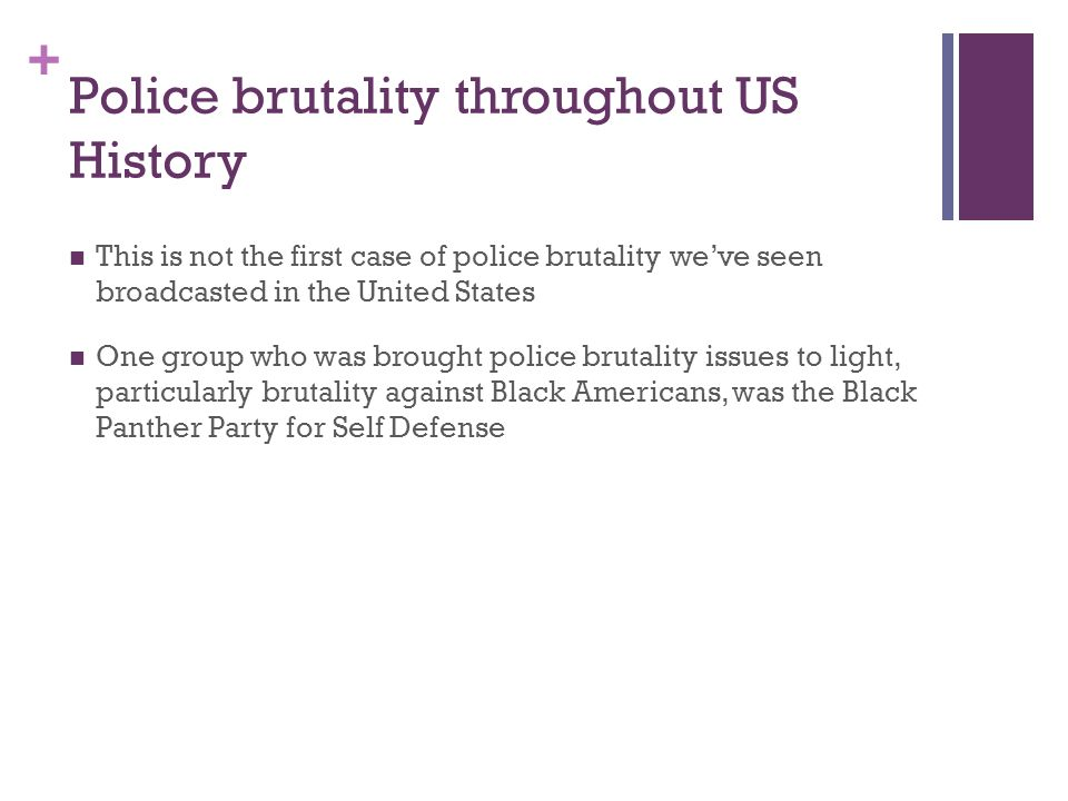 police brutality essay thesis Top 20 ideas for your argumentative essay about police brutality argumentative essays are given by instructors to understand how well the student has done his or her homework as well as how well they have conducted their research.