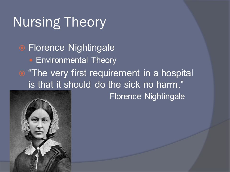 The Voice of Florence Nightingale on Advocacy