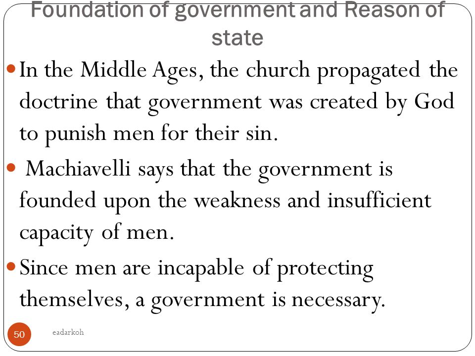 an analysis of machiavellis the prince and the criticism it received from the church Essays and criticism  the prince summary niccolo machiavelli  machiavelli's term for the authority exercised by the catholic church machiavelli treats the church as a temporal power.
