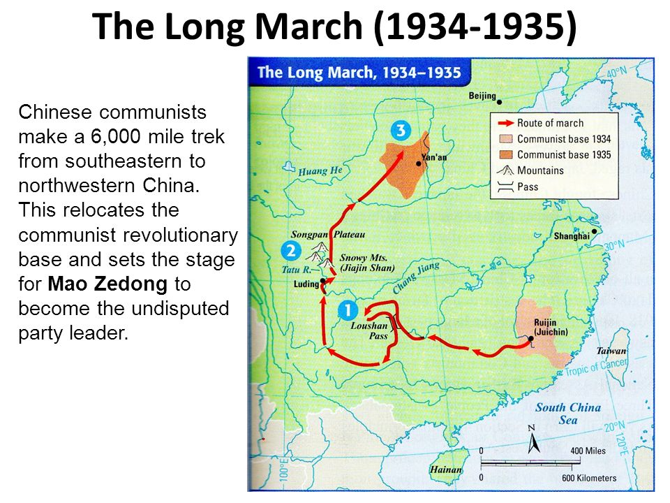 Aim: How did Mao Zedong transform China? - ppt download