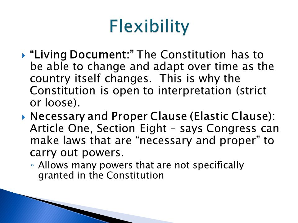 changes in the american constitution The progressive constitution granted universal  the most important reform carried out by the american occupation was the establishment of a new constitution to.