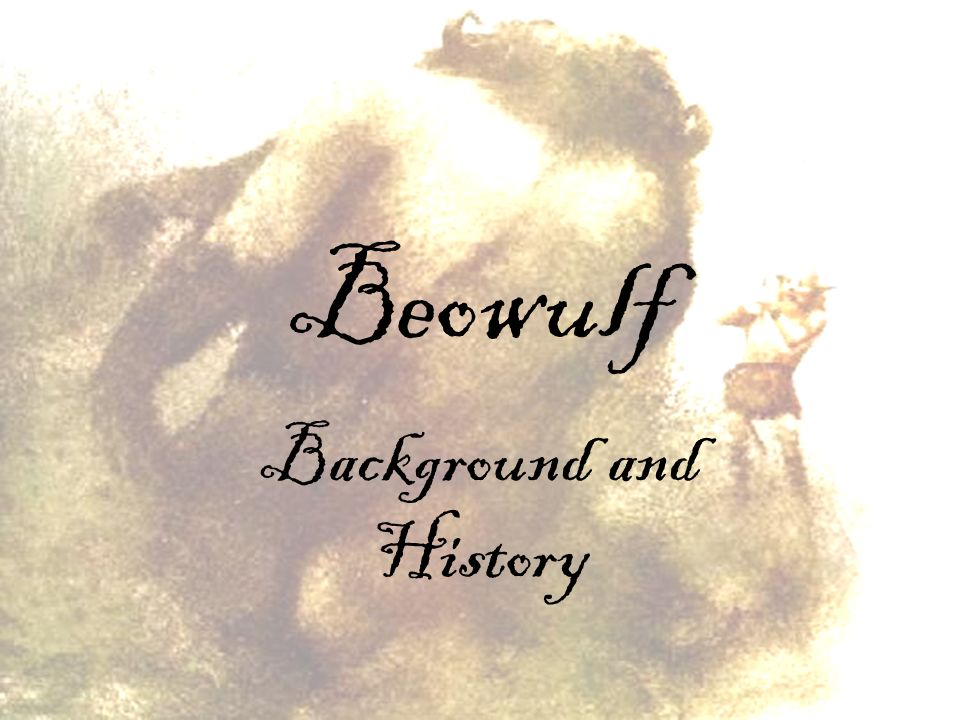 a summary of events in the epic story beowulf