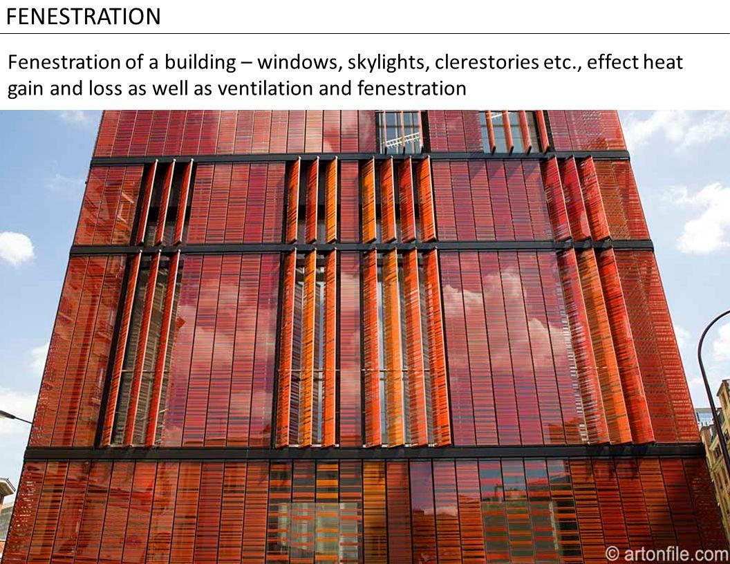 Ventilation And Fenestration Ppt Video Online Download