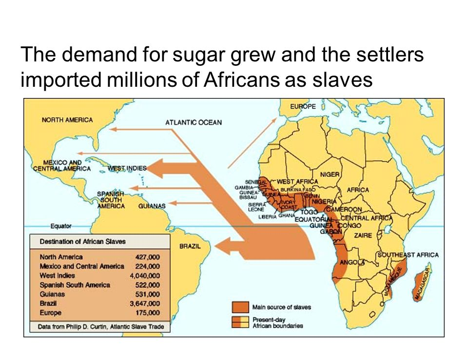 the demand for african slaves labor The african slaves were in such high demand because a) the african slaves could endure more hard labor, badtreatment and intense climate than the indentured servants b) also the african slaves had certain immunities to the tropicaldiseases than the indentured servants.