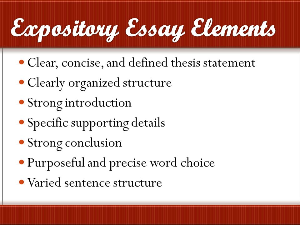 Definition of expository essay hadi palmex co