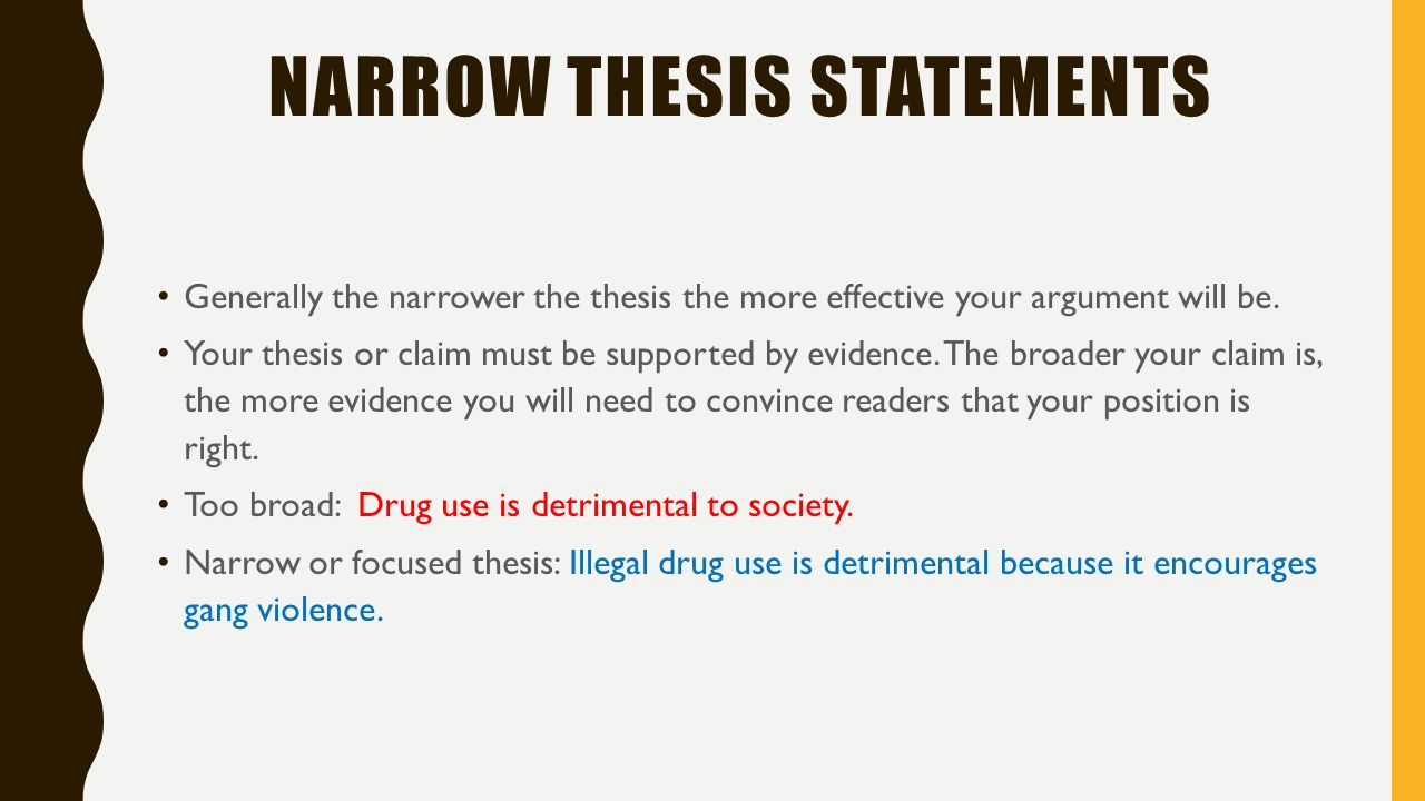 good thesis statement for alcohol What does a good thesis statement look like the ads of alcohol and cigarettes should be banned as they advocate the unhealthy way 100 thesis statement examples.