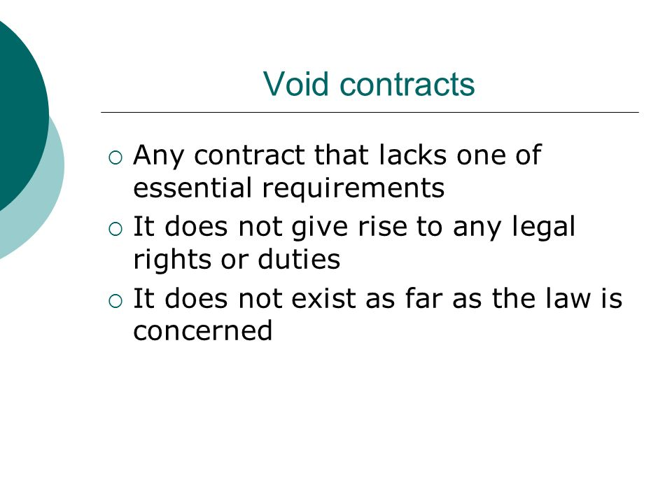 Contract. - Ppt Video Online Download