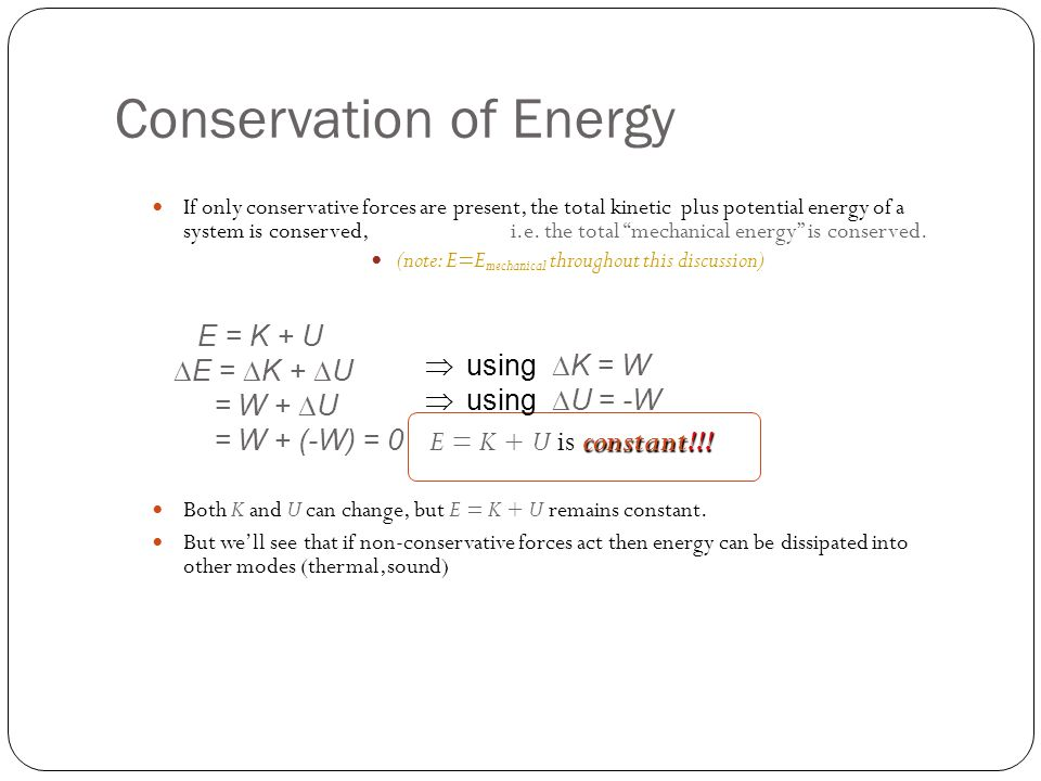 Physics : Lecture 09 (Chapter 8 Halliday) - ppt video online download