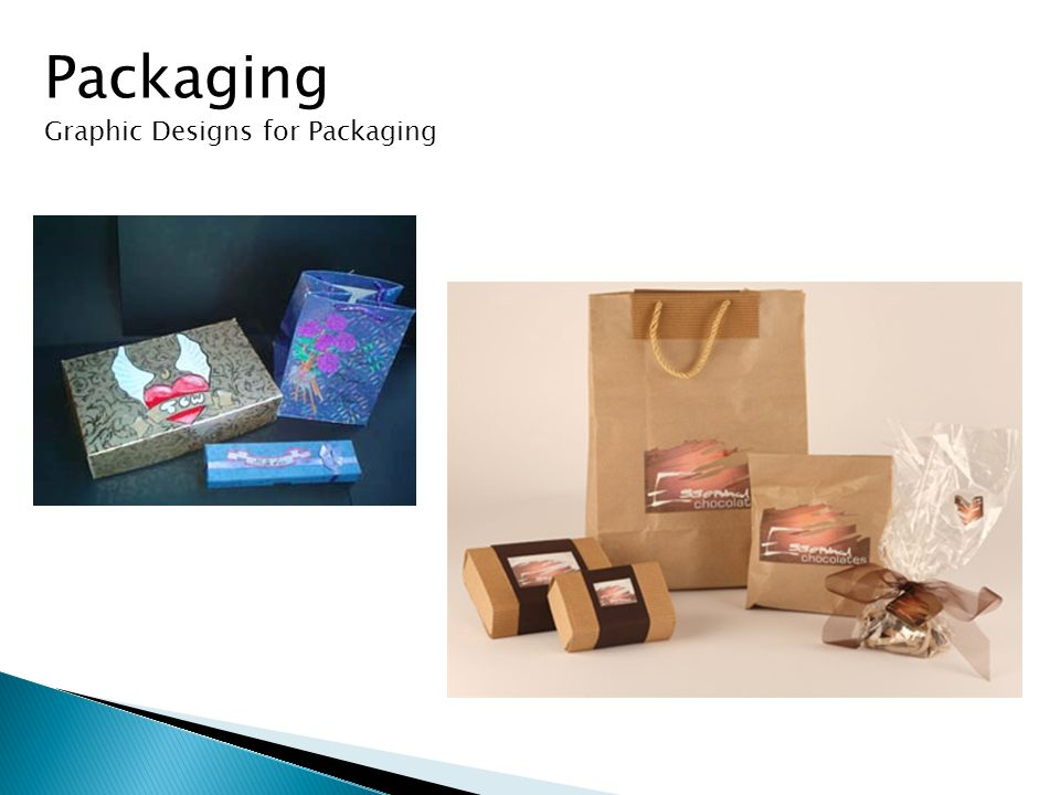 Packaging Graphic Designs for Packaging