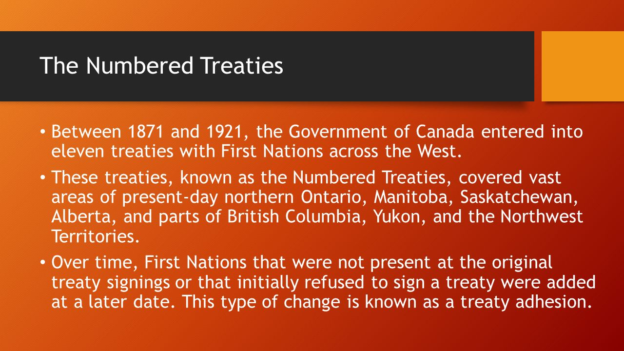 were canada s treaties native peoples freely negotiated Considering that te legallyh -binding nation to nation treaties which were freely,  indigenous peoples of treaty  s implementation of their treaty negotiated.