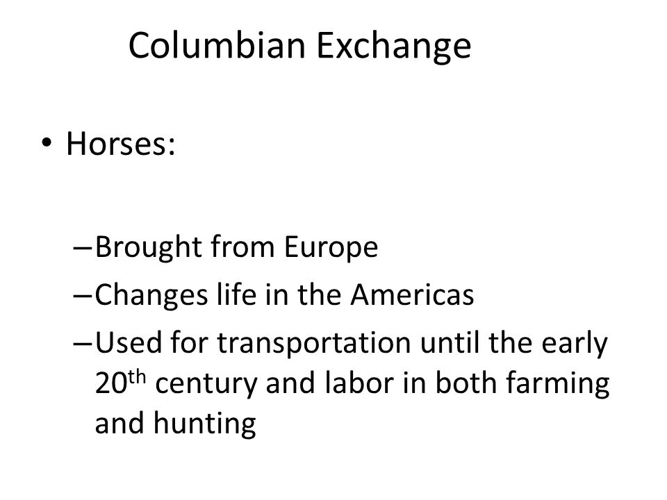 the negative changes brought by the europeans in america Negative effects of scramble africa europeans  he worked for independence of fillipinos and opposed america involving in imperialism by  imperialism brought.