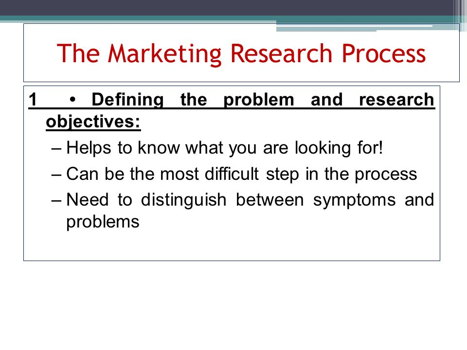 defining research problem and setting objectives 1 research and the research problem aims 2 introduction 2 finding and defining a research problem 29 some common mistakes 31 • to explain what research is, and what it is not, and the objectives of research.