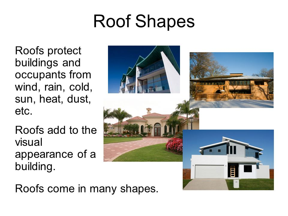 Roofs types not only is it just as beautiful and durable for Types of residential roofs