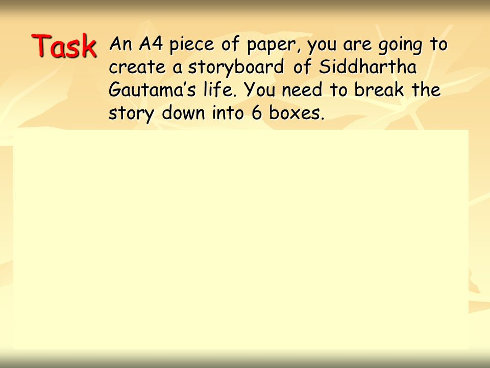An introduction to the life and the story of siddhartha