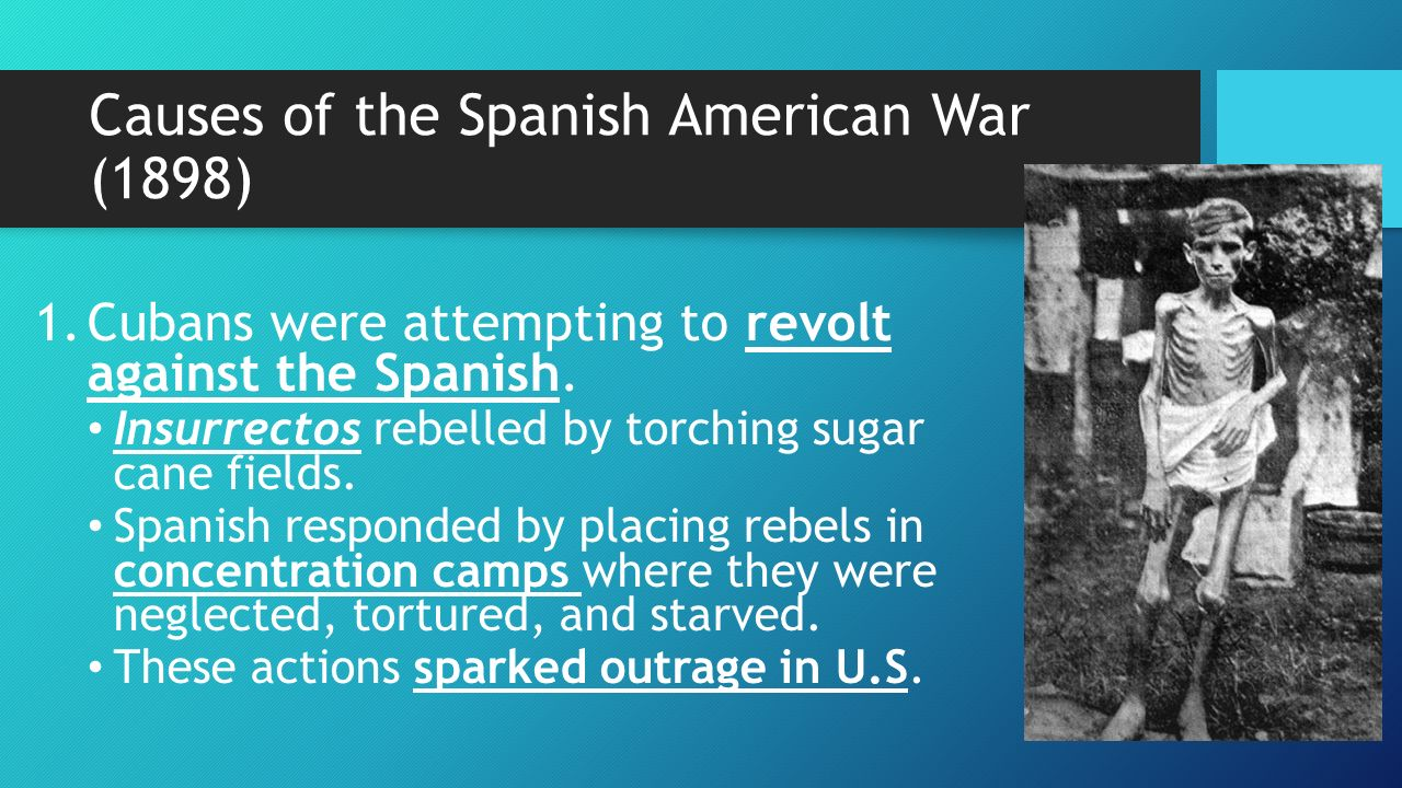 american imperialism the spanish american war Spanish american war and us imperialism 1 the spanish american war 2 •  the cubans had been fighting the spanish for 30 years 3.