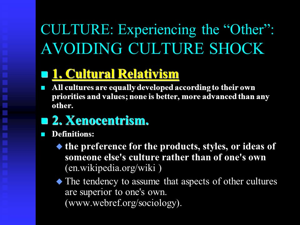 admission experiencing culture shock Even when simply relocating from one region to another, it is very common for one to experience culture shock even though they are.