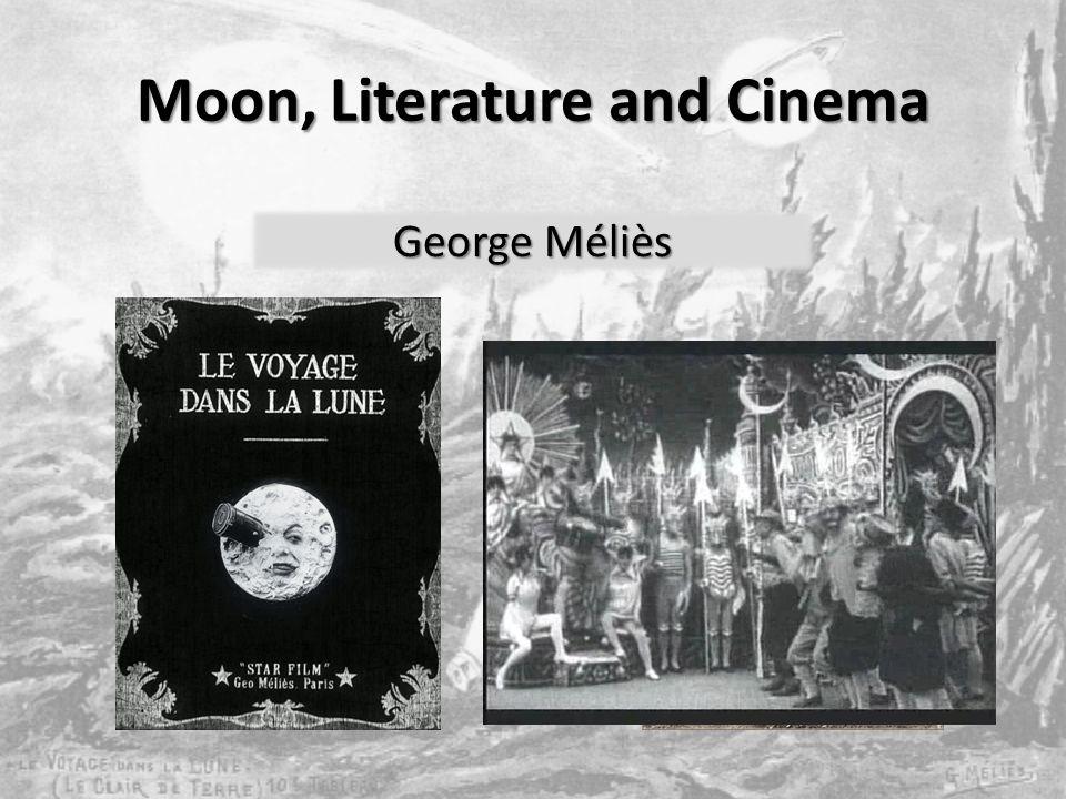 Moon, Literature and Cinema