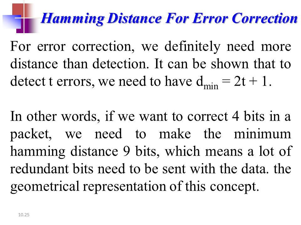 hamming distance calculator