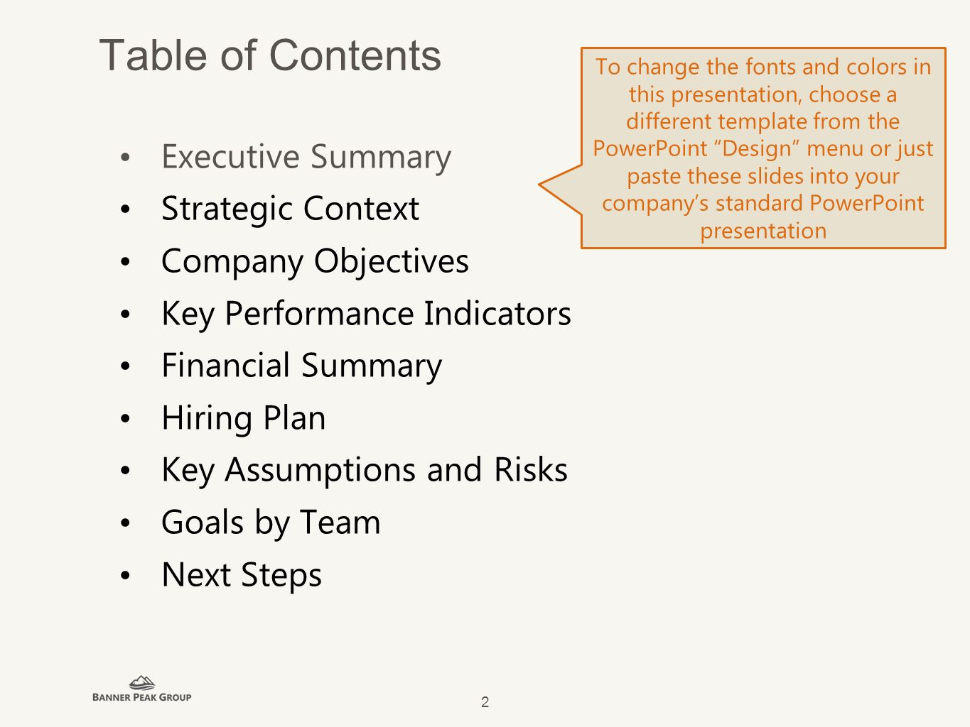 2015 operational plan template - ppt video online download, Presentation templates