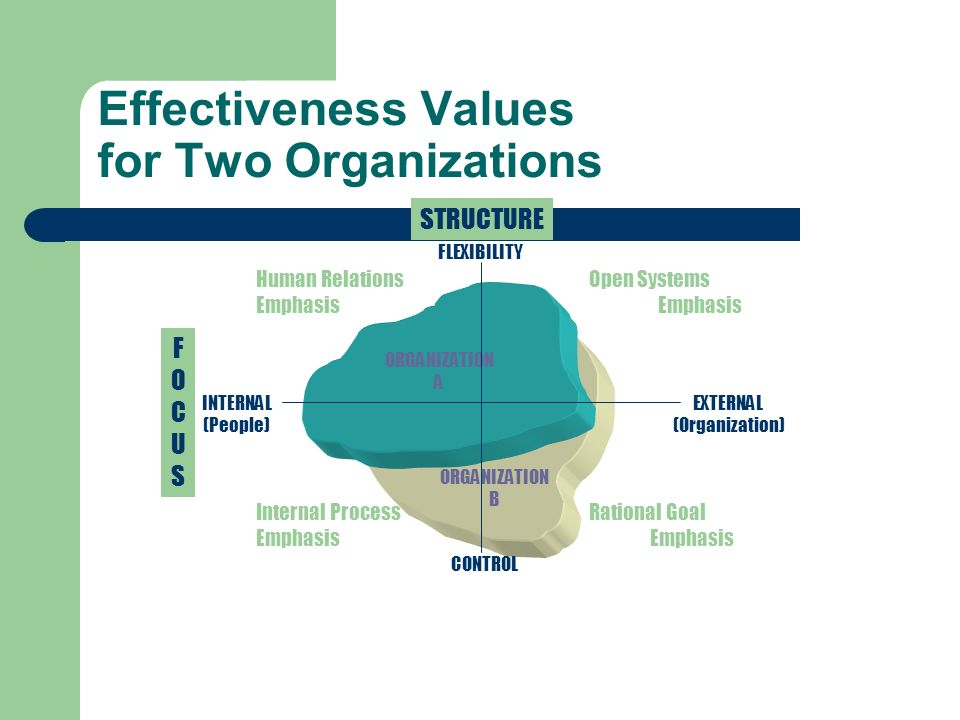 organisation effectiveness internal process approach Iso 9001:2000 focuses on improving the effectiveness of a qms to enhance  customer  the process approach is one of the eight quality management  principles upon  processes in an organization are generally planned and  carried out under  along with the suppliers and customers, who may be internal  or external.