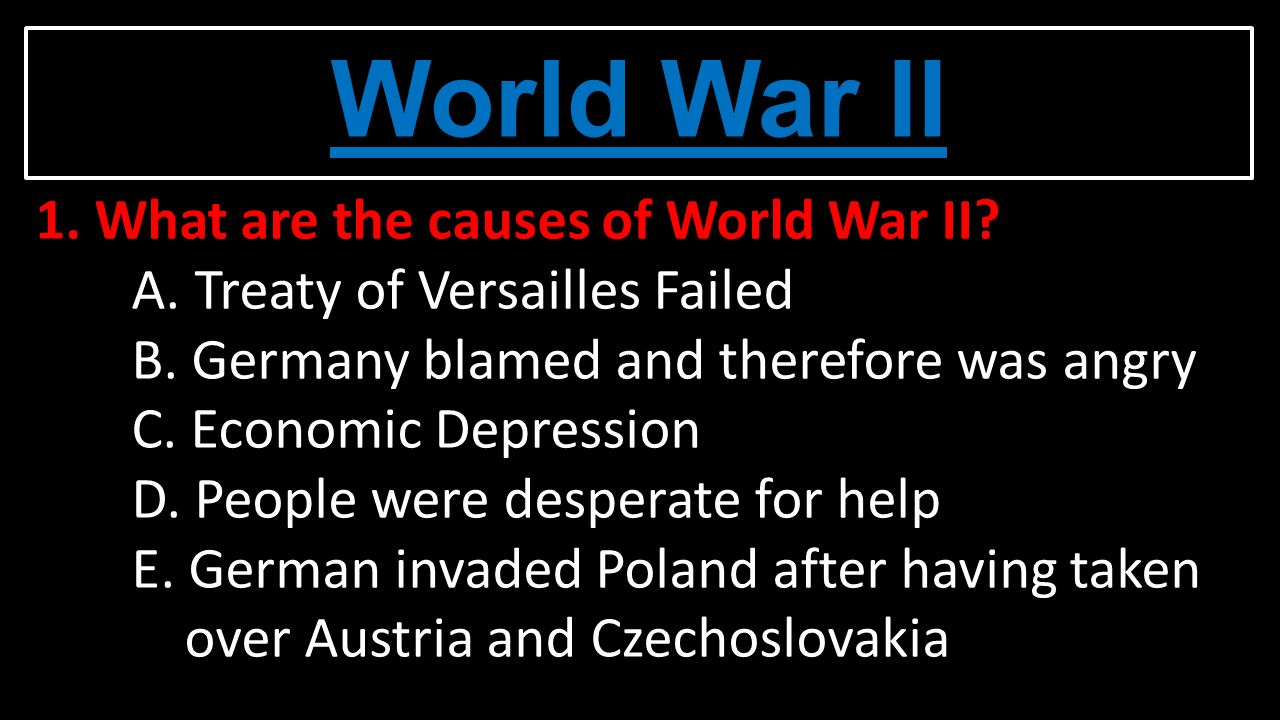 why the versailles treaty failed to Dbq: how did the versailles treaty help what could the inter-allied reparations commission do in the case that germany fell behind or failed to make reparation payments label each bucket as a category showing why the versailles treaty.