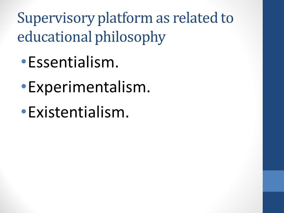 philosophies of education essay