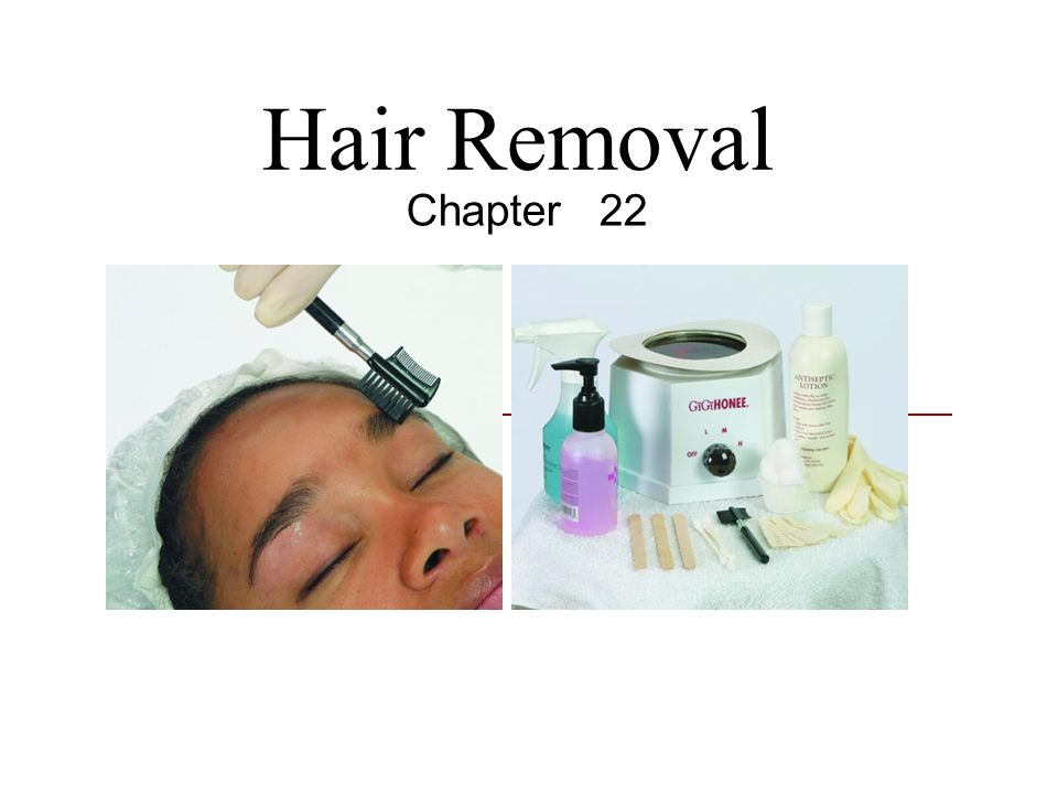 Hair Removal Chapter 22