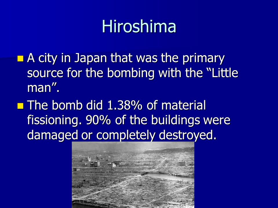 hiroshima a difficult but just decision essay Persuasive essay on bombing hiroshima in august 1945 the world changed two american atomic bombs were dropped on japan with devastating effects on the 6th of august 1945, the enola gay, a.