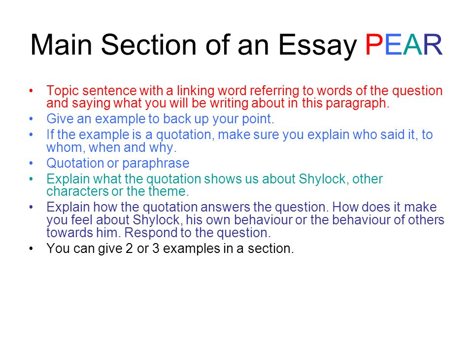 merchant of venice rdquo essay plan character ppt video online main section of an essay pear