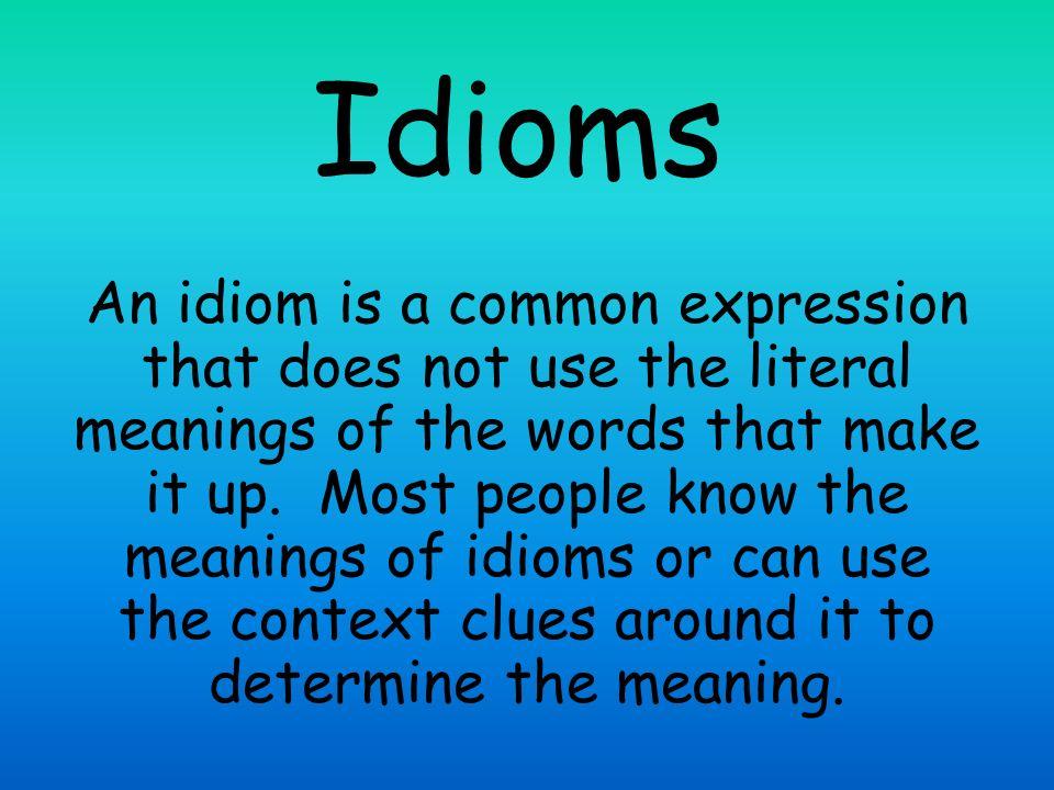 most used english idioms pdf