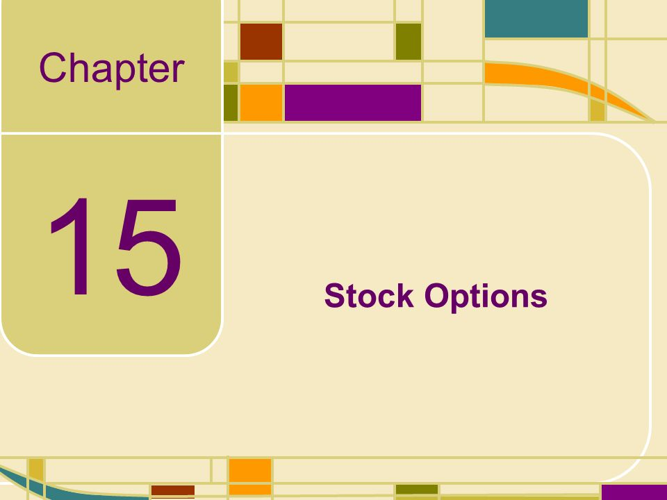 Properties of stock options ppt