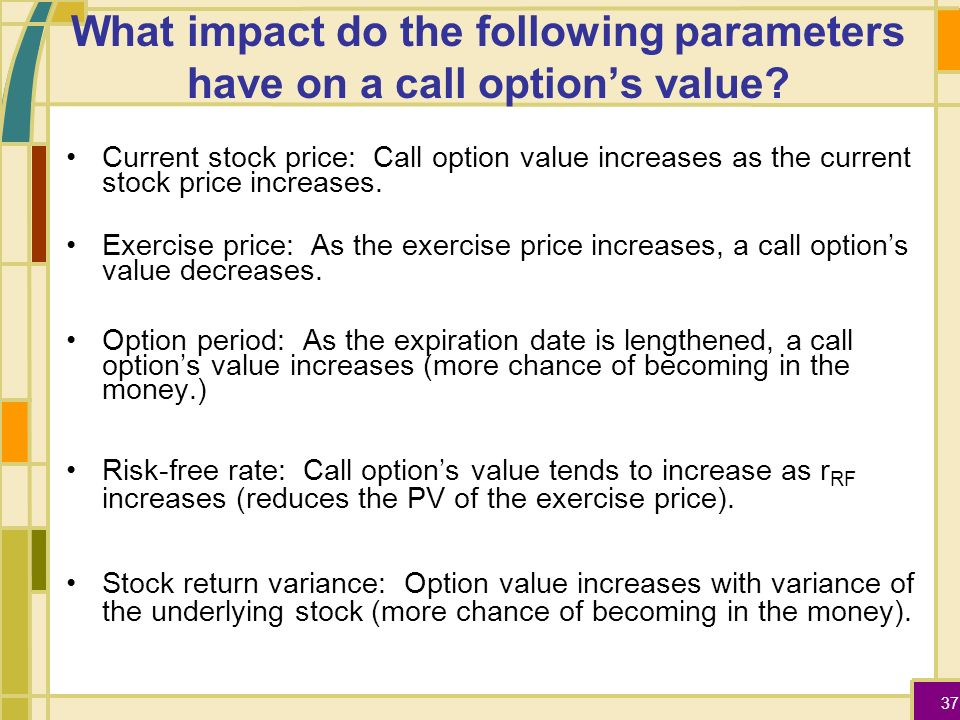 What does stock options exercised mean