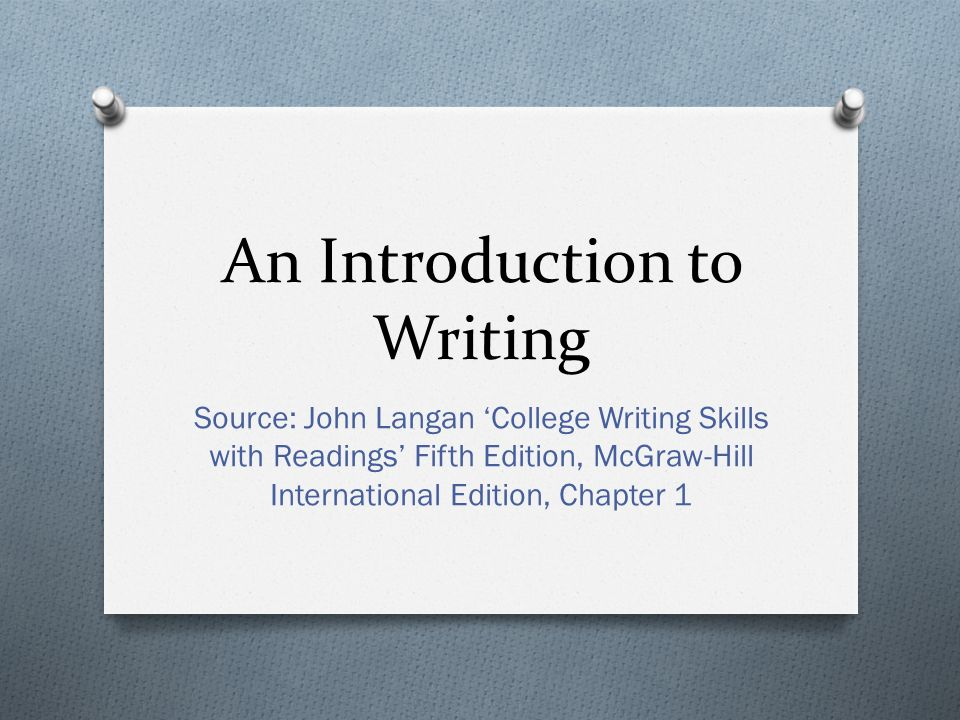essay writing for students 3rd edition
