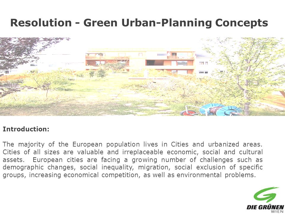 "the geotechnical implications of urban greening Urban green space is a component of ""green infrastructure""2  a causal model  of the impacts of urban green spaces on health and well-being  soil protection."