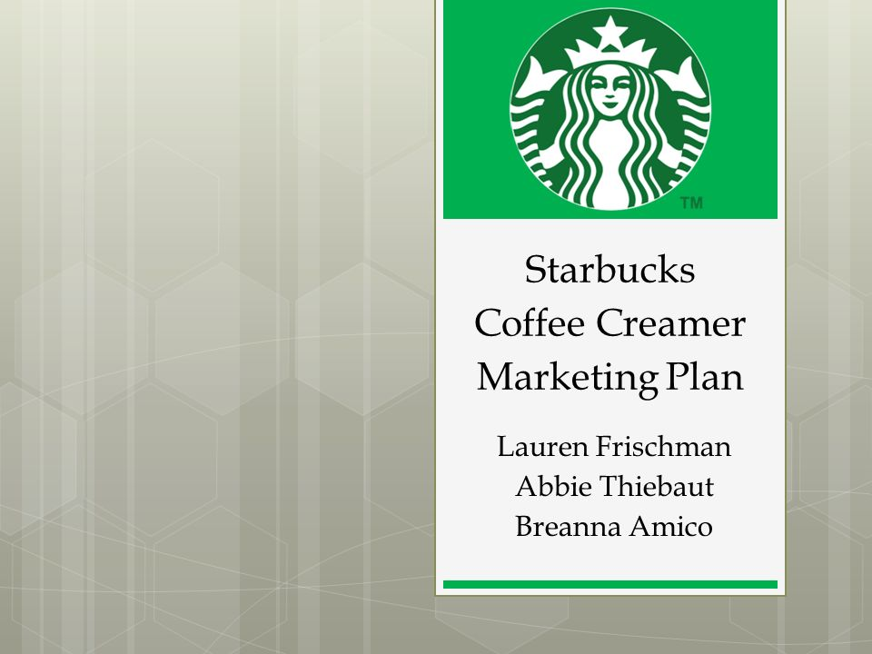 starbucks australia marketing plan