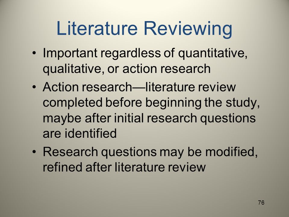research question before or after literature review Analysis of professional literature but the vast majority of the major content of a good literature review will likely final research question.