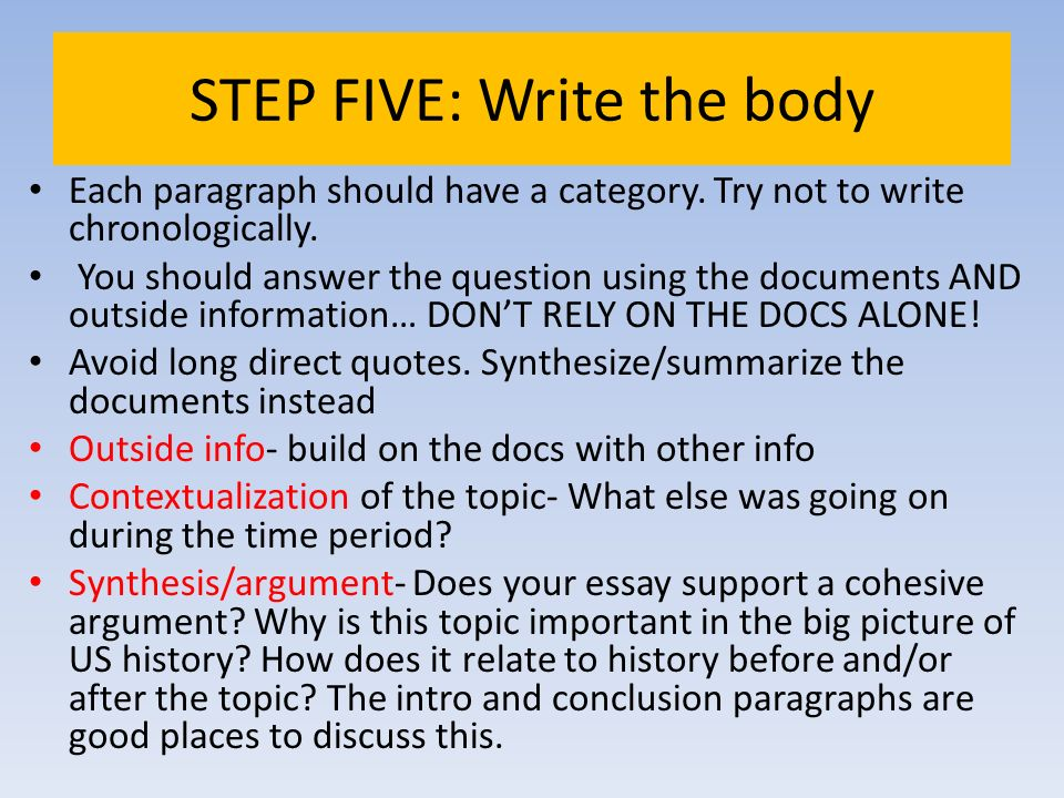 """how long should a conclusion in an essay be Think of the introduction and conclusion as """"bookends"""" that serve to hold the   with your instructor to ensure whether or not you can exceed this length for an  assignment the introductory paragraph should include the following elements."""