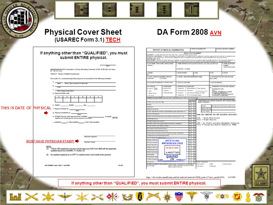 Da Form 2808 Tekil Lessecretsdeparis Co