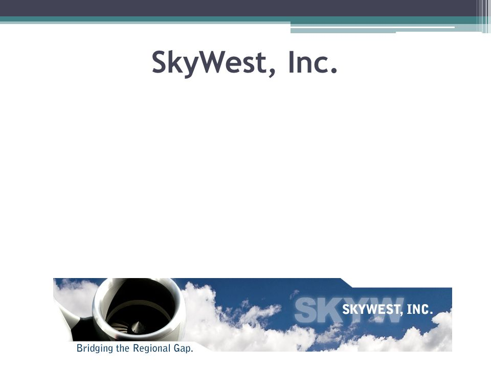 swot skywest analysis Here is the swot analysis of southwest airlines co which is an airlines company  jetblue and skywest etc increased competition  swot analysis of taj.