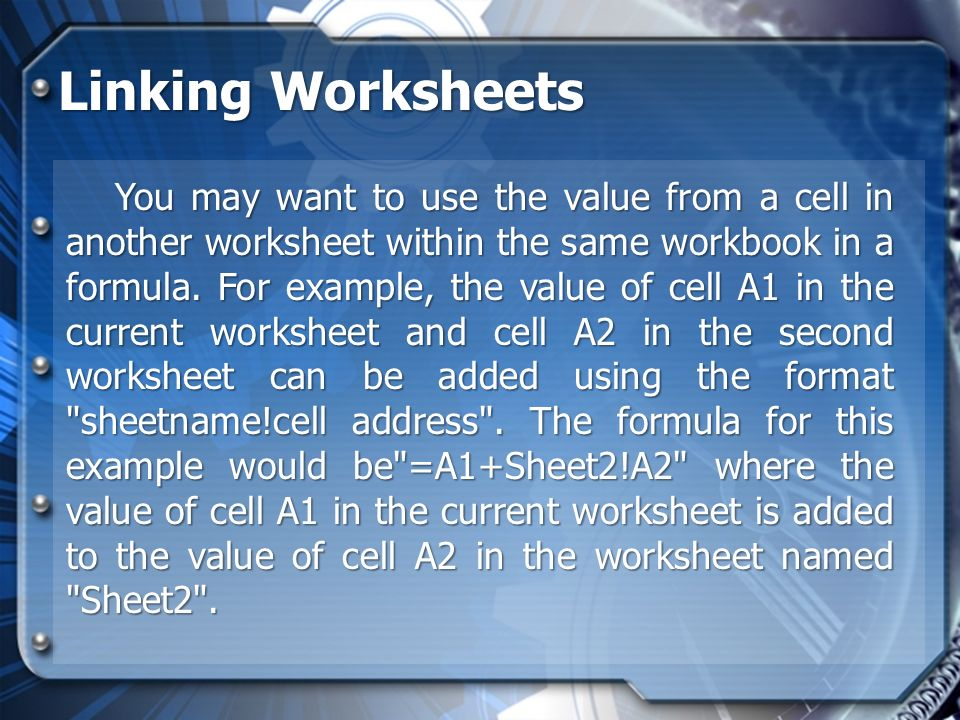 Current Electricity Worksheets Pdf Microsoft Excel  Excite Module  Ppt Video Online Download Pemdas Worksheets 6th Grade Excel with Free Writing Worksheets For 2nd Grade Pdf Linking Worksheets Whole Part Part Worksheet Excel