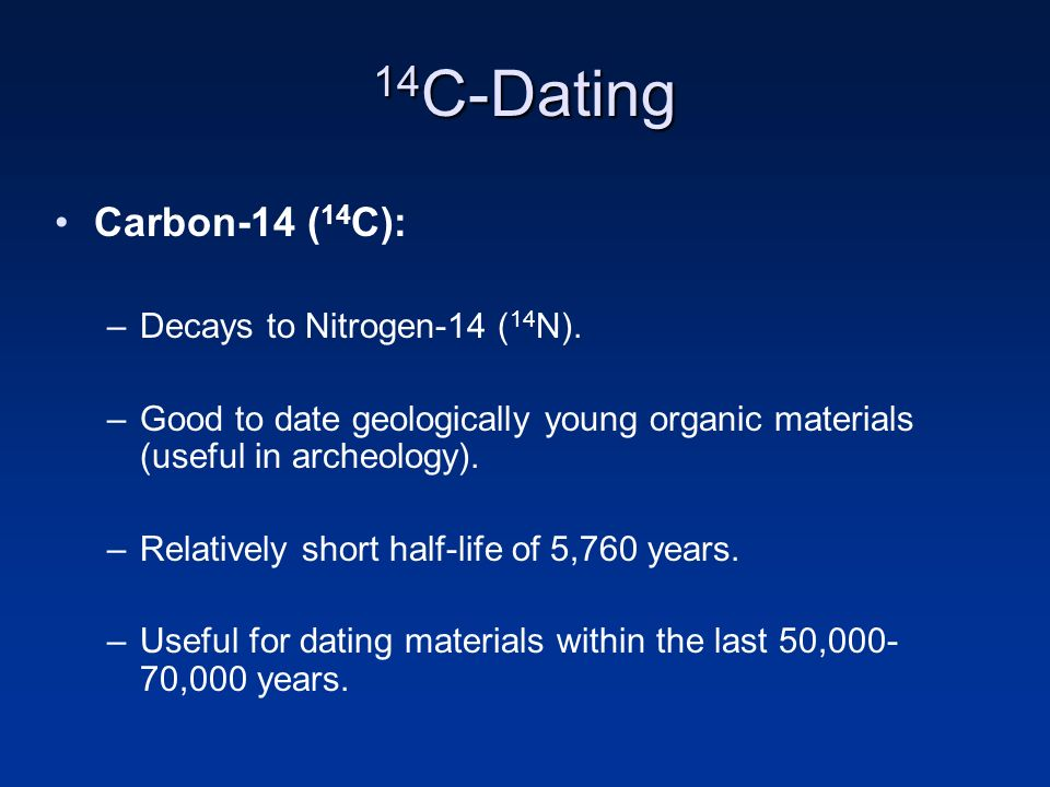 from Sergio carbon dating nitrogen 14