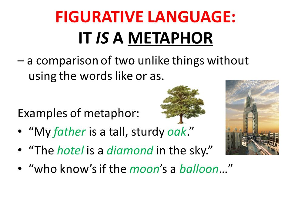 figurative language ppt video online download