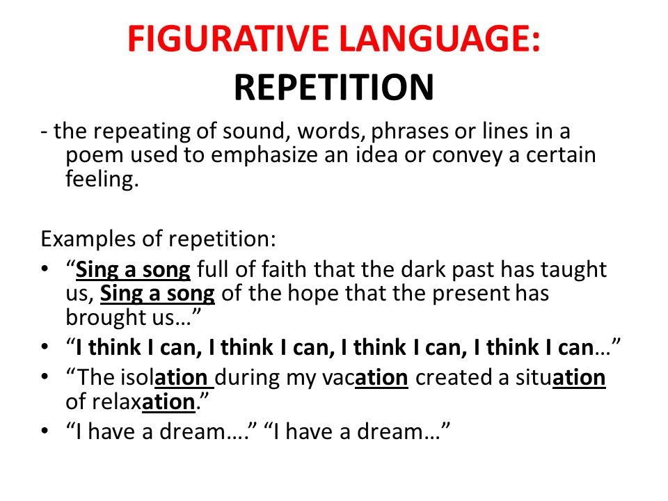 alliteration in speech i have a dream Foster critical thinking over dr martin luther king's i have a dream speech   devices called figures of speech (similes, metaphors, allusions, alliteration, etc).