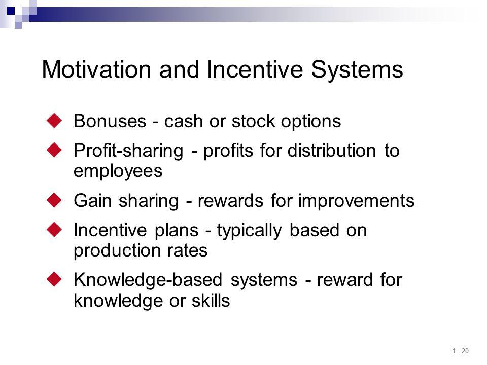 advantage and disadvantage of reward system