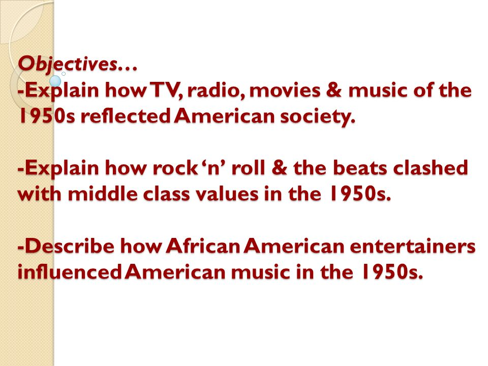 an analysis of the influence of rock music on society When they weren't covering rock' n' roll chestnuts of their own choosing, they   despite its influence, the beatles cartoon series has yet to be.